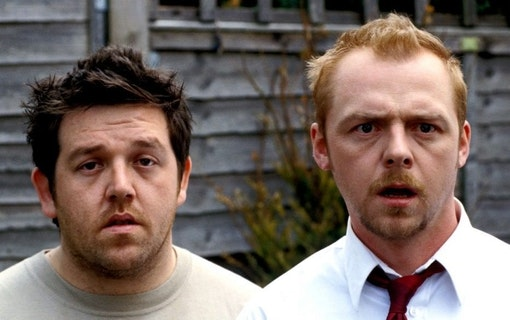 Simon Pegg och Nick Frost gör skräckkomedi serie för Amazon