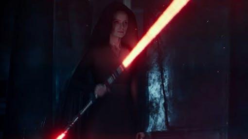 Blir Rey sith i The Rise of Skywalker?