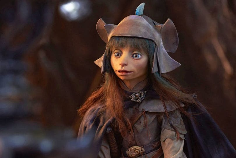 """The Dark Crystal: Age of Resistance""."