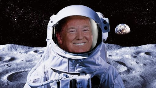 "NETFLIX: John Malkovich i Trump-satiren ""Space Force"""
