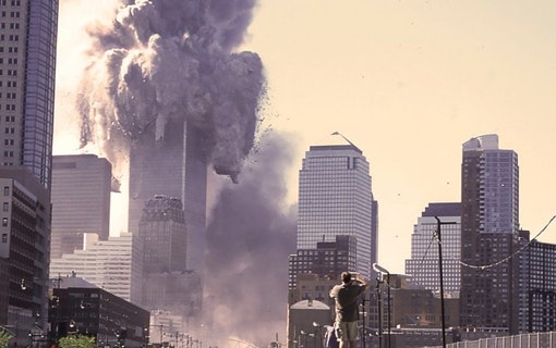 """Twin Towers rasar i """"In the Shadow of the Towers: Stuyvesant High on 9/11"""""""