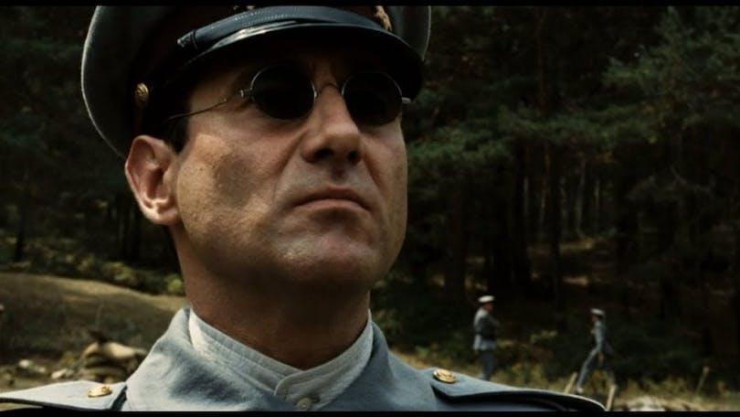 Captain Vidal Pans Labyrinth