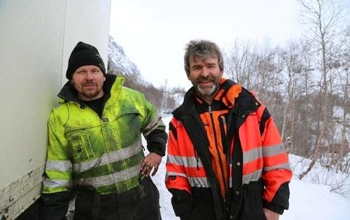 ICE ROAD RESCUE  ÄR TILLBAKA MED EN FJÄRDE SÄSONG