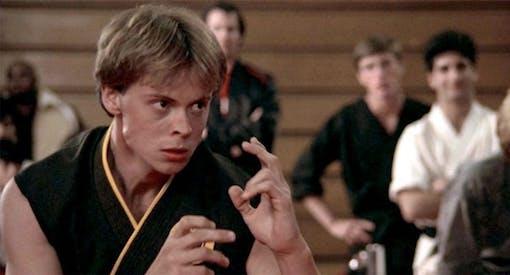 Karate Kid-skådespelaren Rob Garrison är död