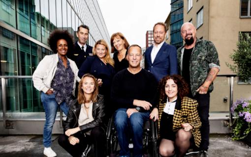 Nya i Svenska Hjältar-juryn: Shima Niavarani och Marika Carlsson