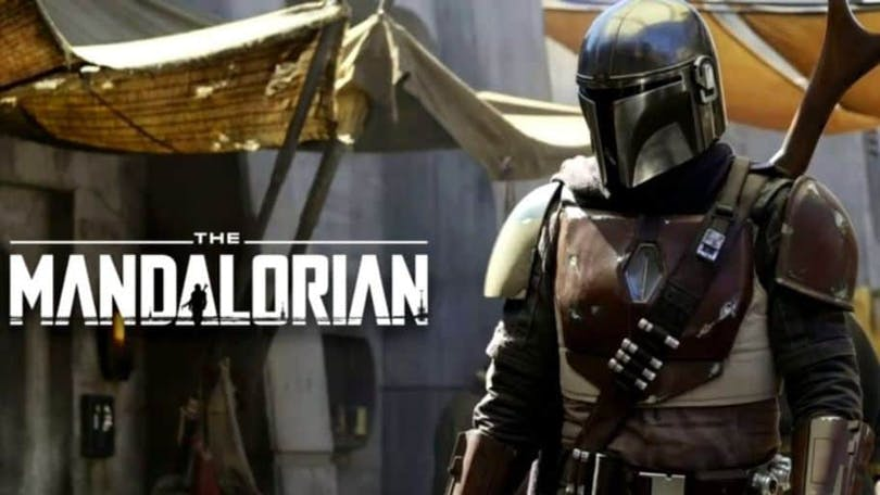 Bild på The Mandalorian