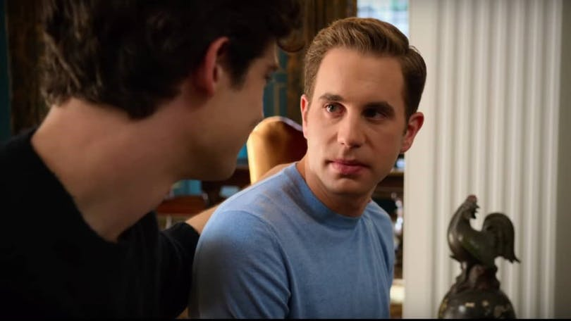 "Ben Platt i ""The Politician""."