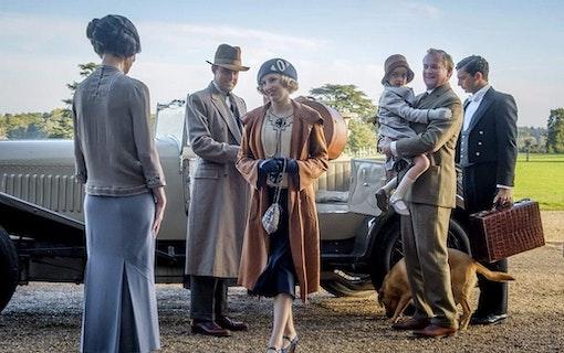 """Bild från filmen """"Downton Abbey"""""""