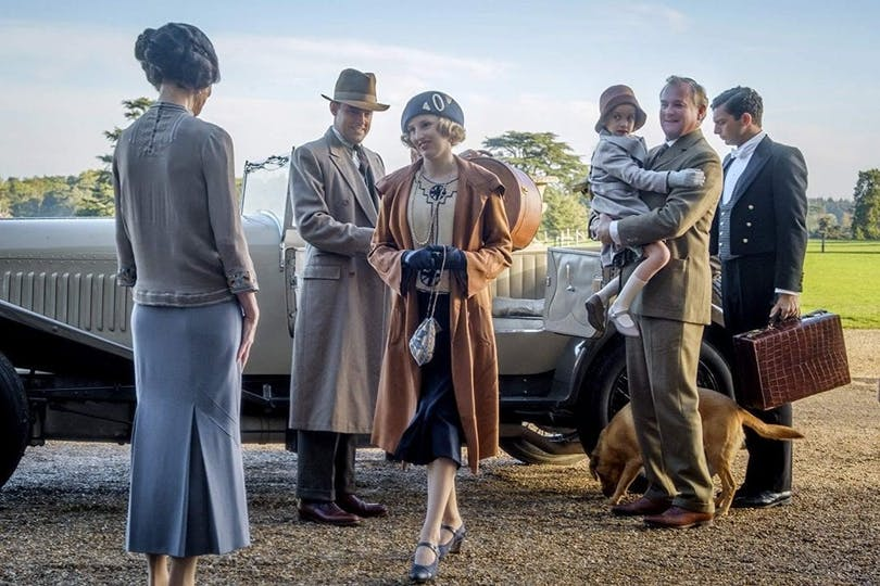 Ur filmen Downton Abbey (2019).
