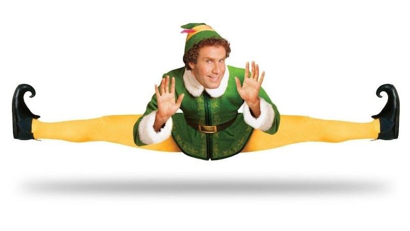 Will Ferrell i Elf.