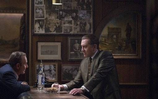 Scorseses The Irishman upprör amerikanska biografer