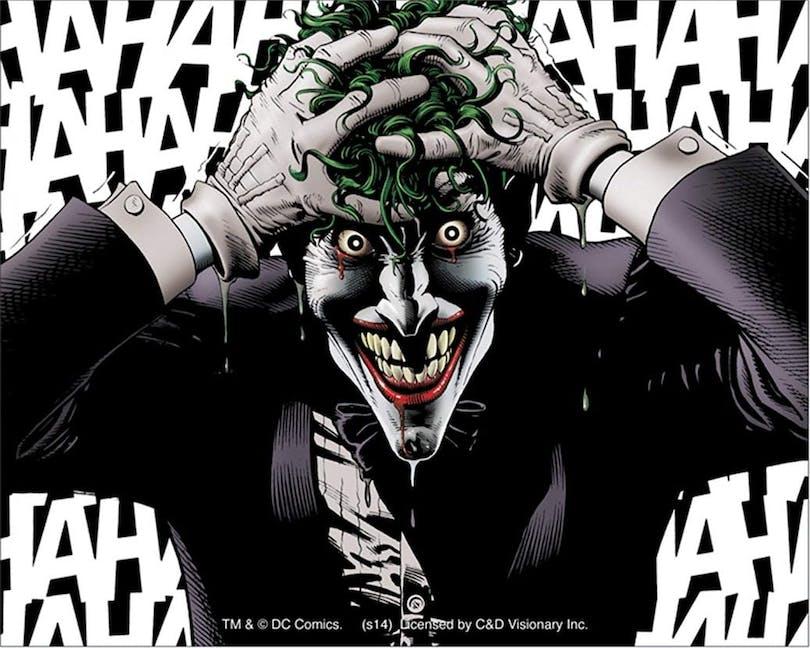 Joker i tecknade serien