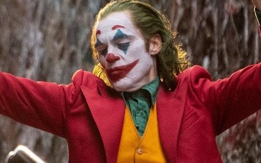 Jokern gör braksuccé