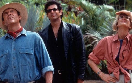 Legenderna återvänder i Jurassic World 3