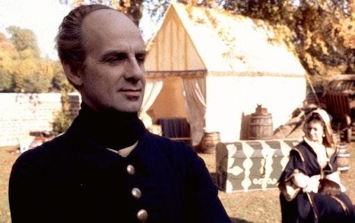 Jarl Kulle som Karl XII