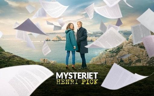Mysteriet Henri Pick –Biopremiär 8november