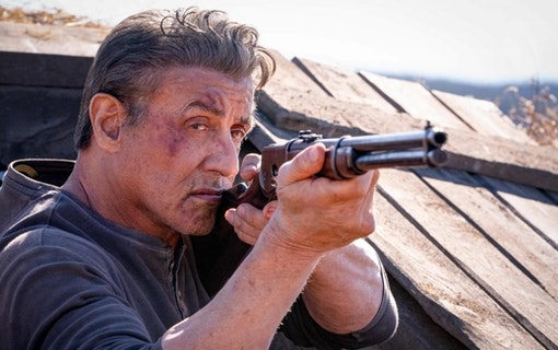 Vinn biobiljetter till Rambo: Last Blood!