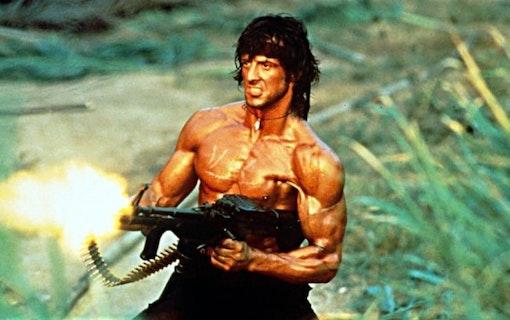 Rambo-filmerna rankade från sämst till bäst