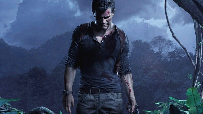 Nathan Drake i Uncharted 4.