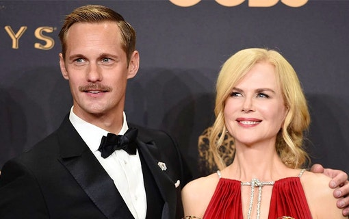 Skarsgård och Kidman återförenas i ny film