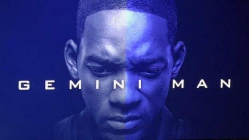 Affisch till Gemini Man med Will Smith