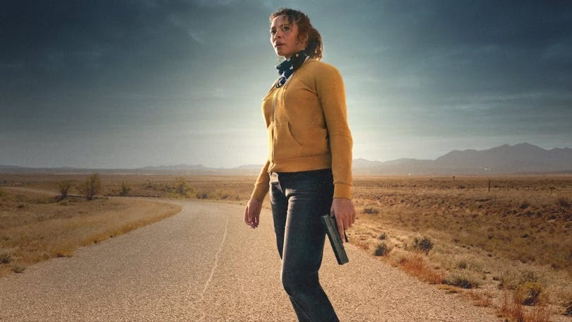 Carmen Ejogo i filmen Rattlesnake.