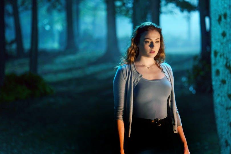 Sophie Turner i Dark Phoenix.