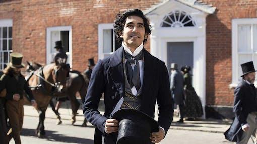 Se trailern till komiska filmen om David Copperfield