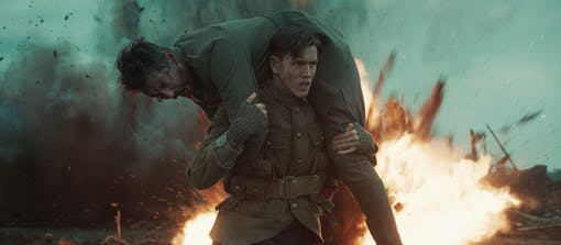 Se actionfylld trailer till The King's Man