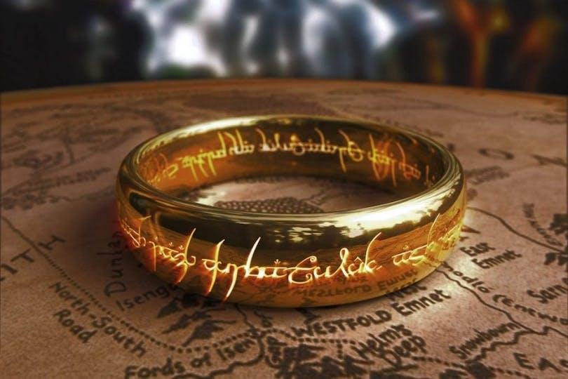 Ringen i sagan om ringen