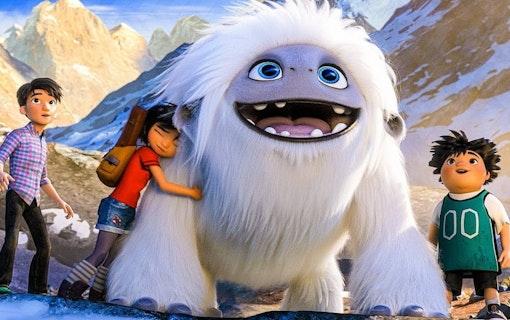 Filmen Förfärliga snömannen
