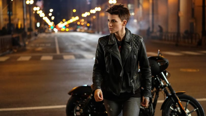 Ruby Rose som Batwoman.