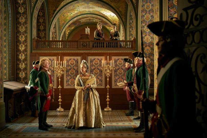 """""""Catherine the Great""""."""