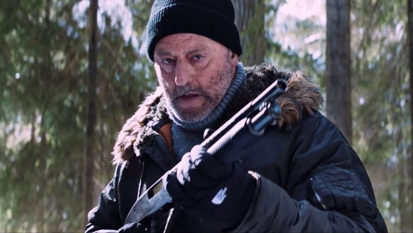 Jean Reno i Cold Blood.