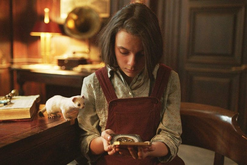 "Dafne Keen i ""His Dark Materials""."