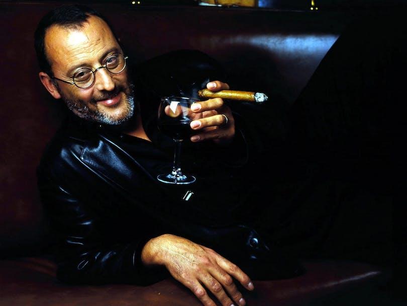 Jean Reno.