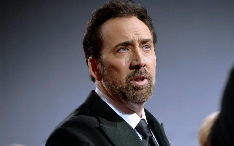 Wallys Wonderland, Nicolas Cage