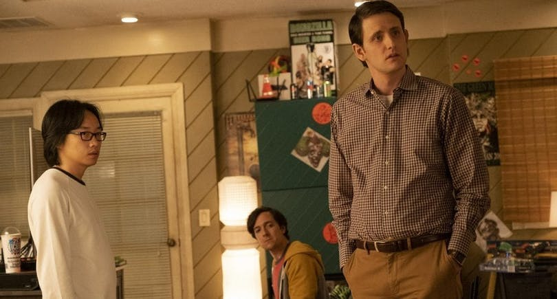 "Zach Woods i ""Silicon Valley""."