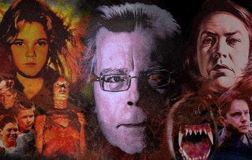 Stephen Kings 20 bästa skräckfilmer enligt IMDb
