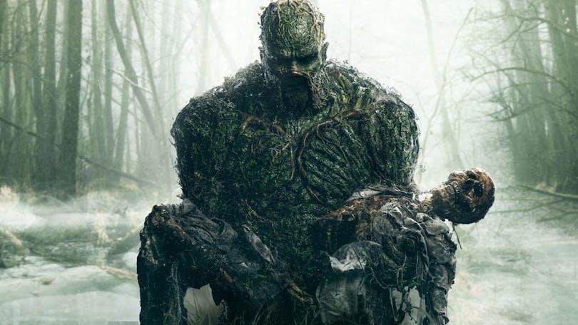 """""""Swamp Thing""""."""
