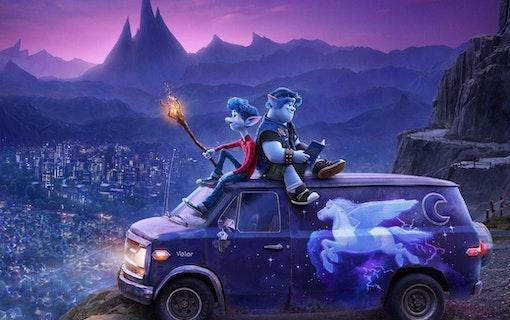 Se nya trailern till Pixar och Disneys Framåt