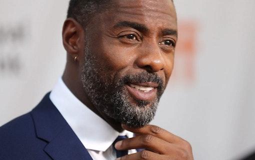 Idris Elba gör en westernrulle
