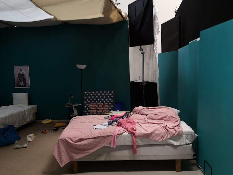Jessicas lägenhet i L.A.