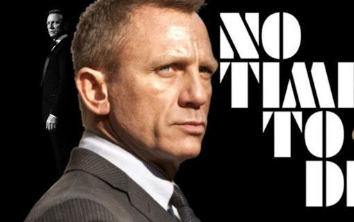 Se teasern till onsdagens stora James Bond trailer
