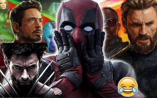 Krönika: Det här med gubbar som gnäller på superhjältefilmer...