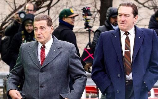 Se sista trailern till Scorseses The Irishman