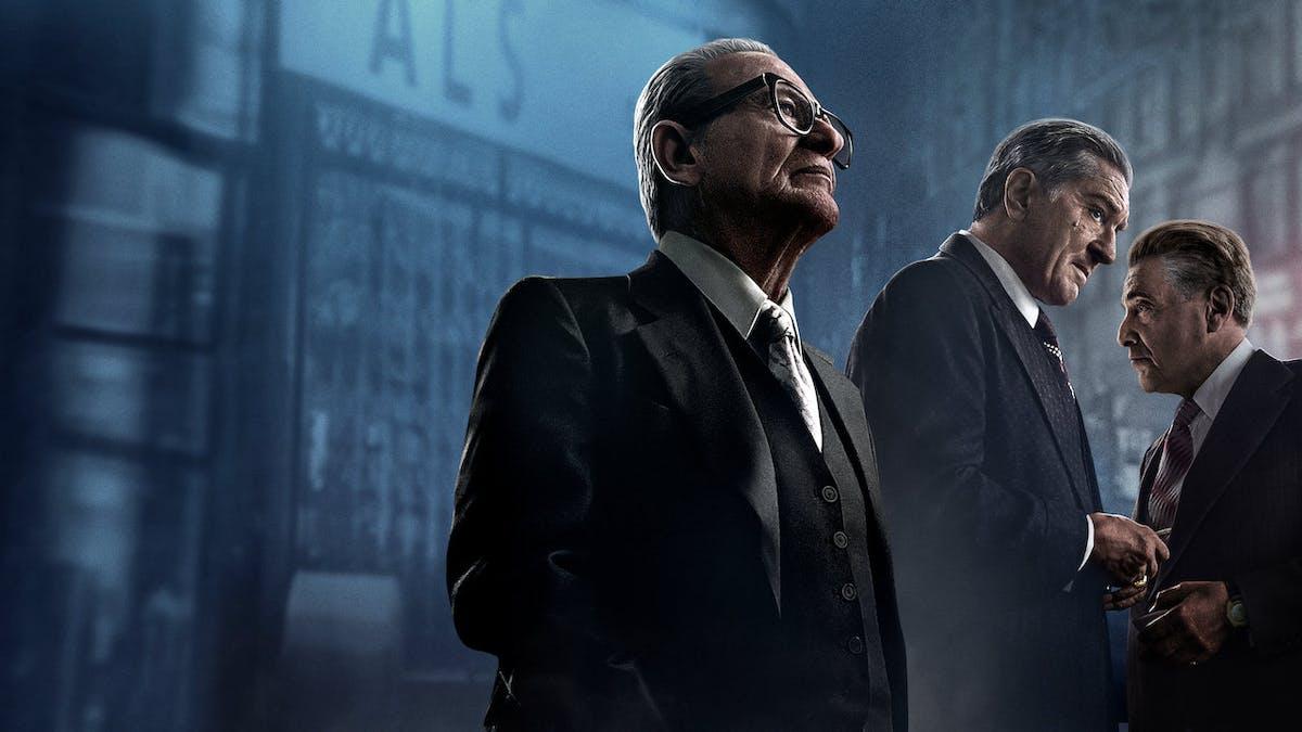 Högljudda första reaktioner till Scorseses Irishman