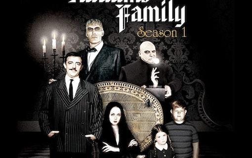Se kultiga Familjen Addams