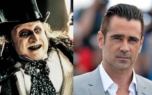 Colin Farrell som Pingvinen i kommande Batman?