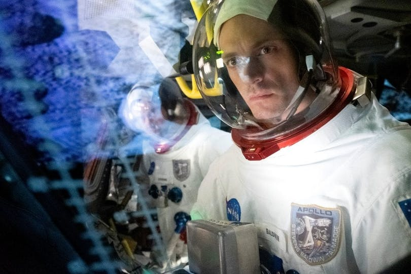 "Joel Kinnaman i ""For All Mankind"". Den bästa serien på Apple TV+."